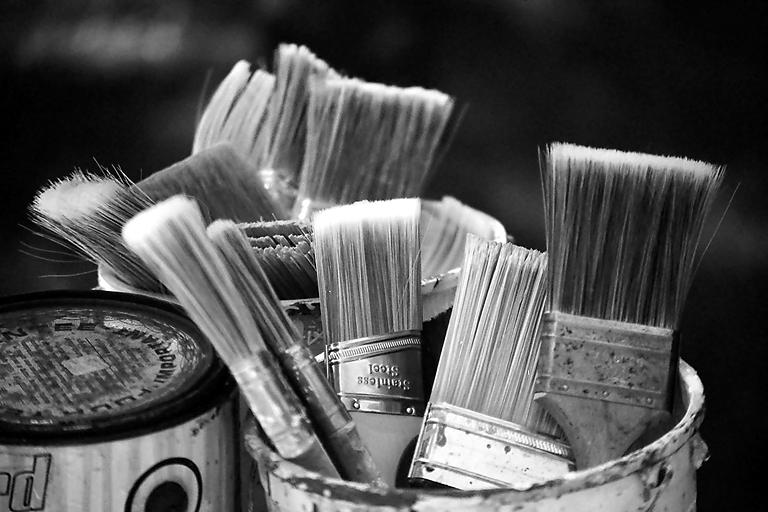 Brush painting – Romsey Modellers