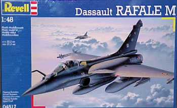 Revell   Rafale M Build